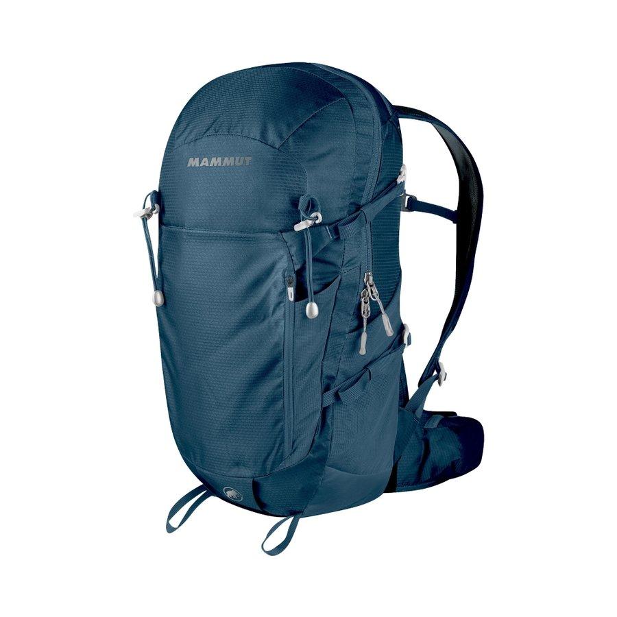 Modrý turistický batoh Lithium Zip, MAMMUT - objem 24 l