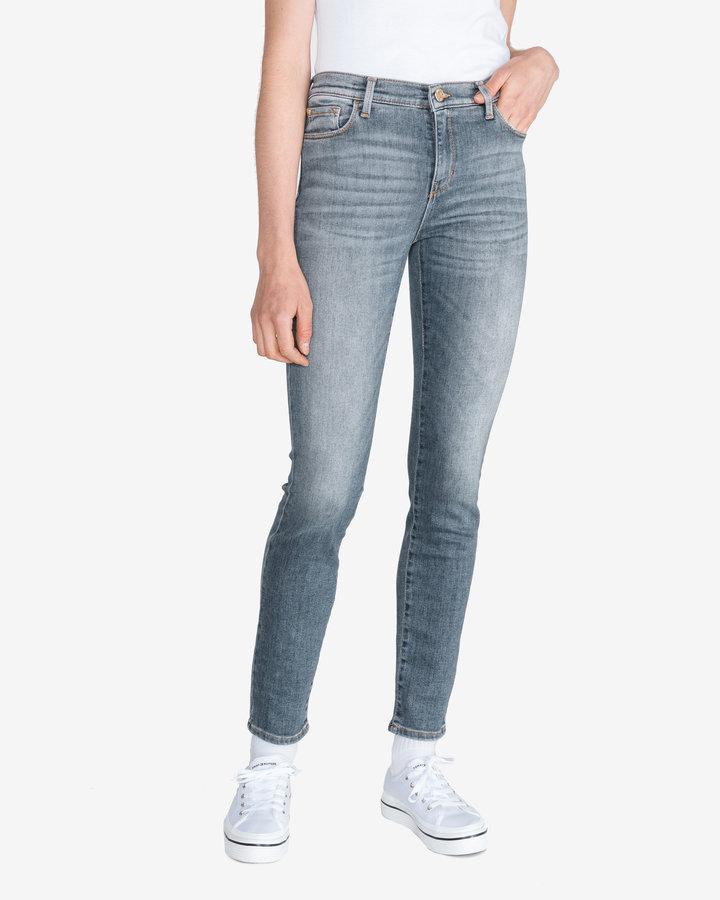 Šedé dámské džíny Twinset - velikost 28