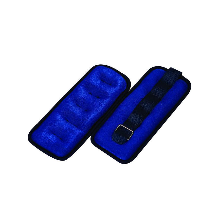 Modré závaží na ruce - 0,5 kg