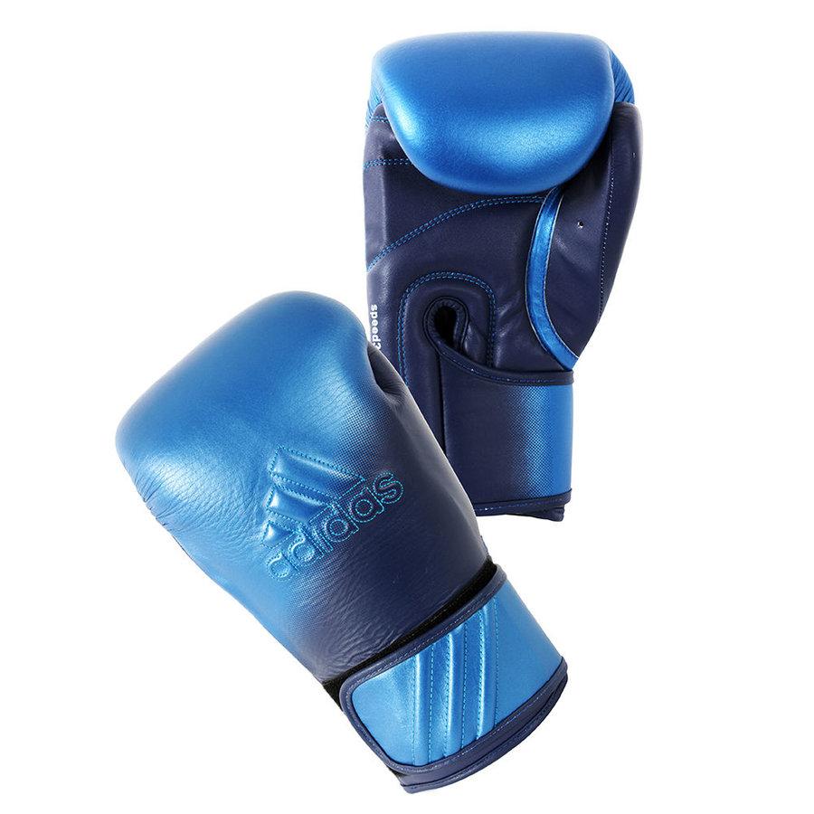 Modré boxerské rukavice Adidas