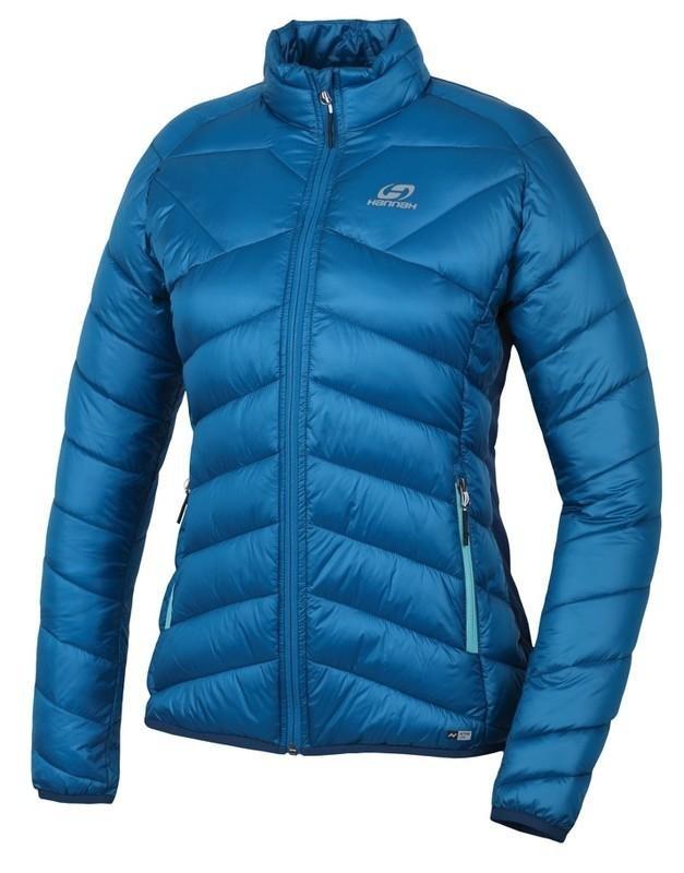Modrá dámská lyžařská bunda Hannah - velikost 44