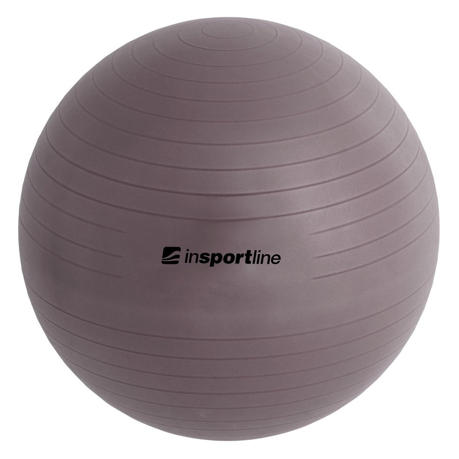 Gymnastický míč s pumpou Top Ball, inSPORTline - průměr 75 cm