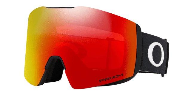 Lyžařské brýle - Oakley Fall Line XL Matte Black w/PrizmTorchGBL