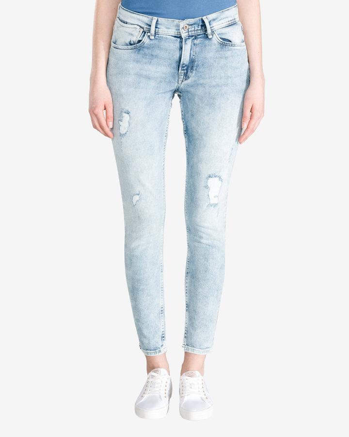 Modré dámské džíny Pepe Jeans - velikost 31