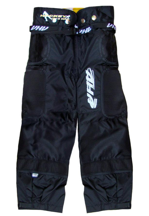 Černé kalhoty na in-line hokej (dítě) Opus