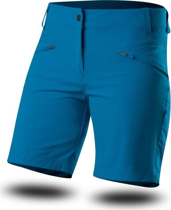 Modré dámské kraťasy Trimm - velikost S