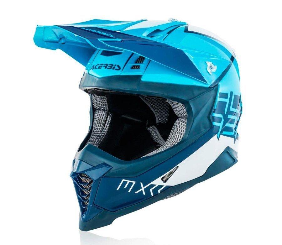 Helma na motorku Acerbis - velikost XL