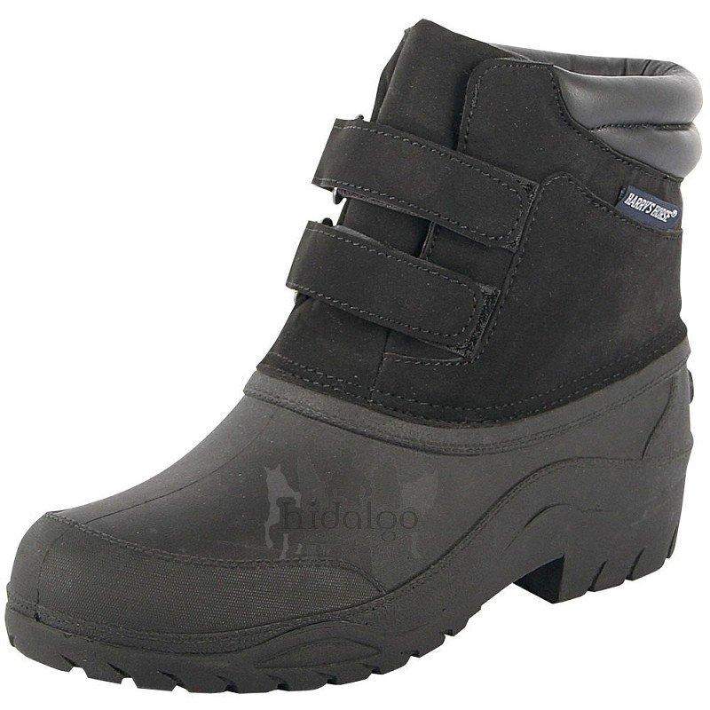 Černé unisex jezdecké boty Harry's Horse