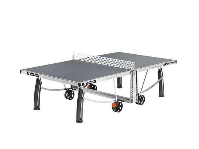 Šedý venkovní stůl na stolní tenis Crossover 700M, Cornilleau
