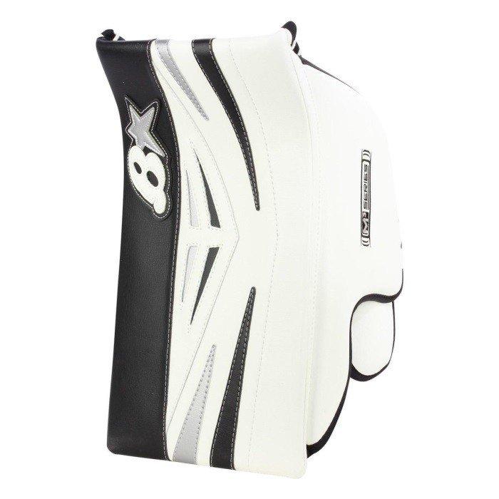 Bílo-černá vyrážečka - obrácený gard Brian´s - velikost intermediate