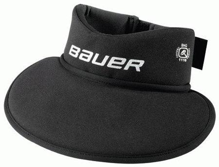 Hokejový nákrčník - Nákrčník Bauer NG NLP8 Core Neckguard Bib SR