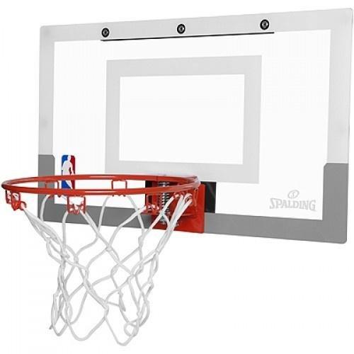 Basketbalový koš - Basketbalový koš NBA SLAM JAM BOARD Spalding