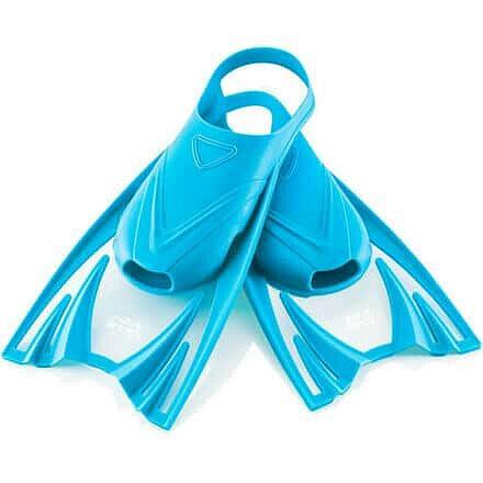 Modré potápěčské krátké ploutve Frog, Aqua-Speed - velikost 25-29 EU