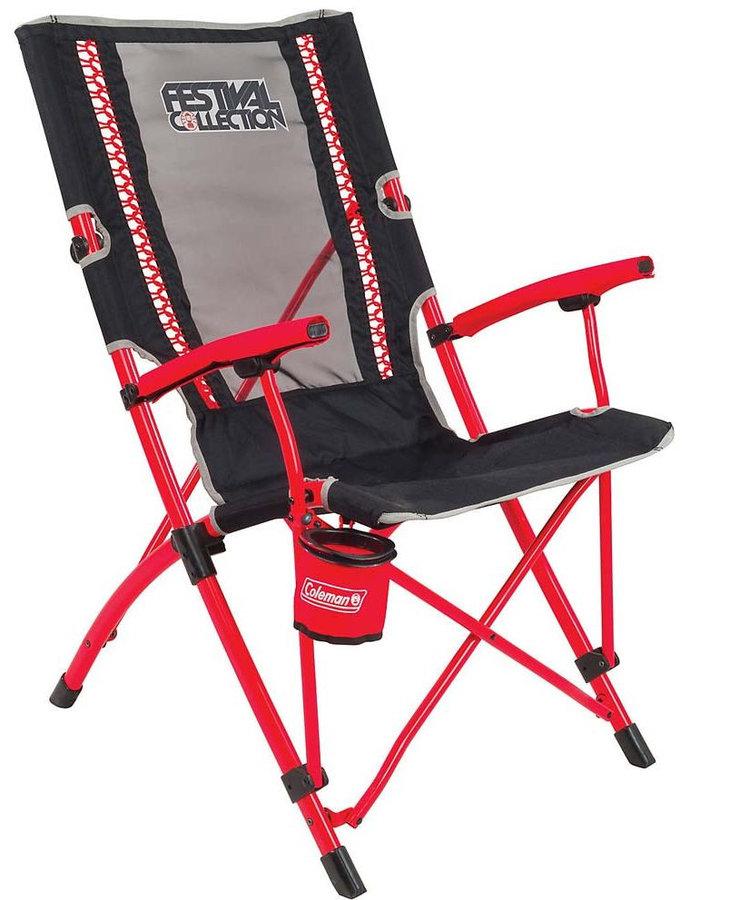 Kempingová židle Coleman - nosnost 136 kg