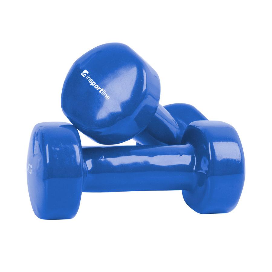 Činky na aerobik inSPORTline - 2 kg - 2 ks