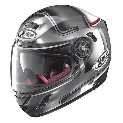 Helma na motorku X-lite