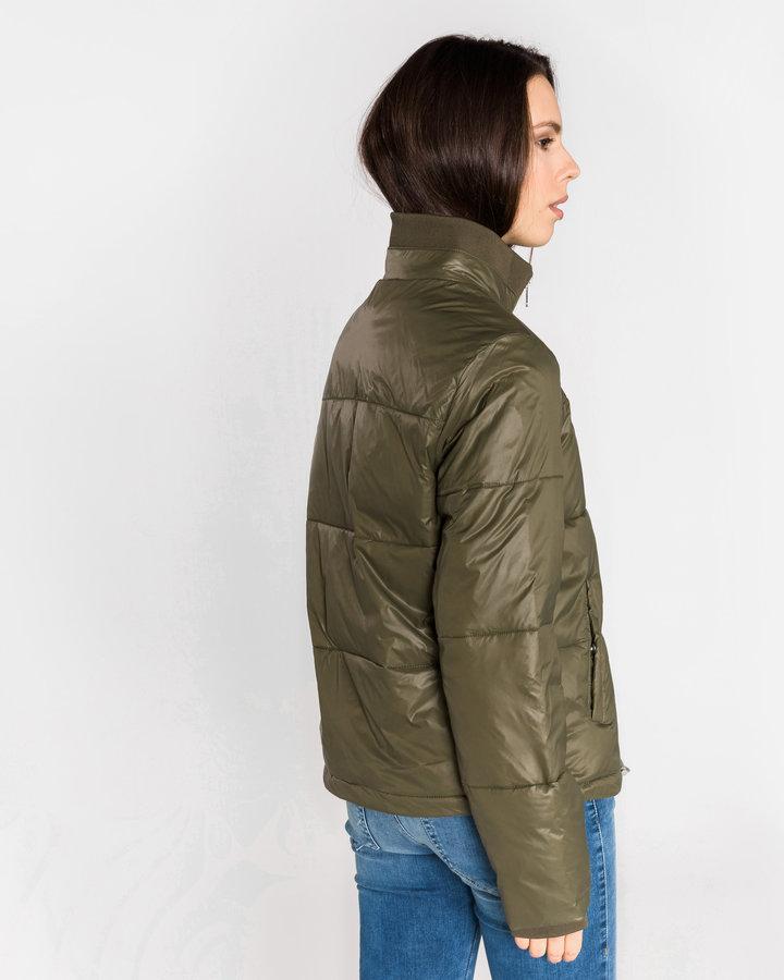 Zelená dámská bunda UGG - velikost S