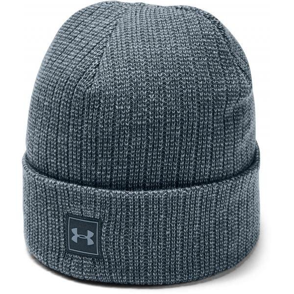 Šedá pánská zimní čepice Under Armour - univerzální velikost