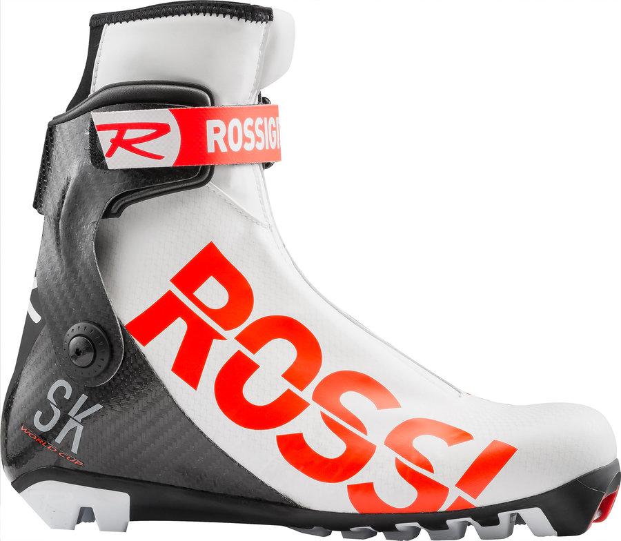 Bílé dámské boty na běžky Rossignol - velikost 41 EU