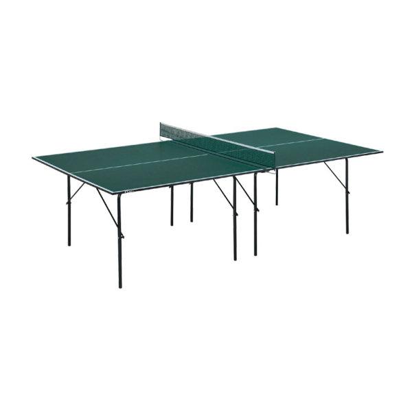 Zelený vnitřní stůl na stolní tenis S1-52i, Sponeta