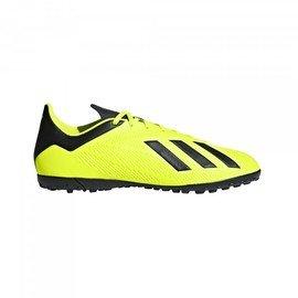 Žluté kopačky turfy X tango 18.4 TF, Adidas - velikost 40 2/3 EU