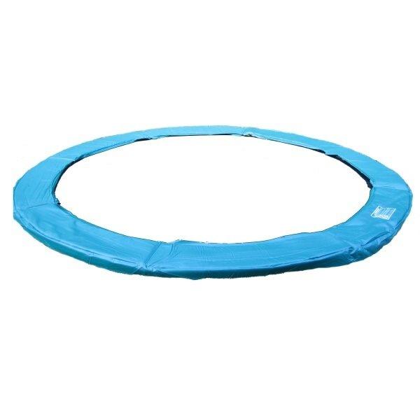 Modrý kryt pružin na trampolínu Masterjump - průměr 426 cm a šířka 41 cm