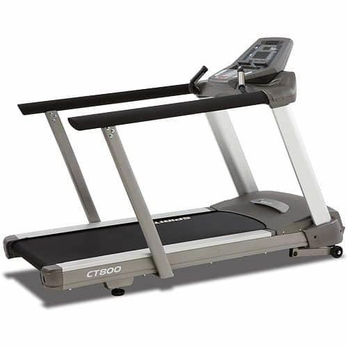 Běžecký pás CTM800, Sole Fitness - nosnost 204 kg