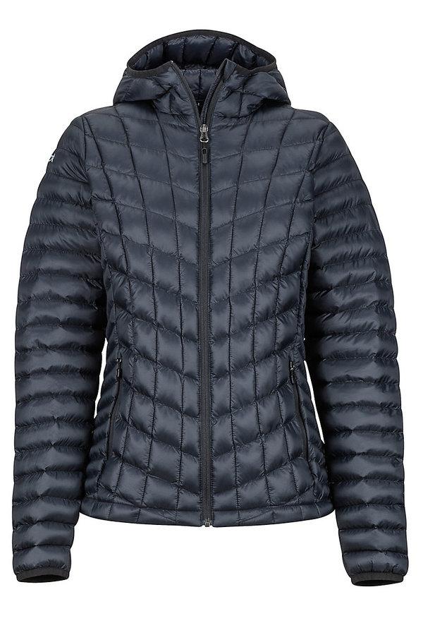 Modrá dámská bunda na běžky Marmot