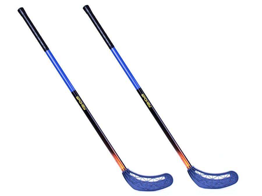 Rovná florbalová hokejka AVID II, Spokey - délka 95 cm