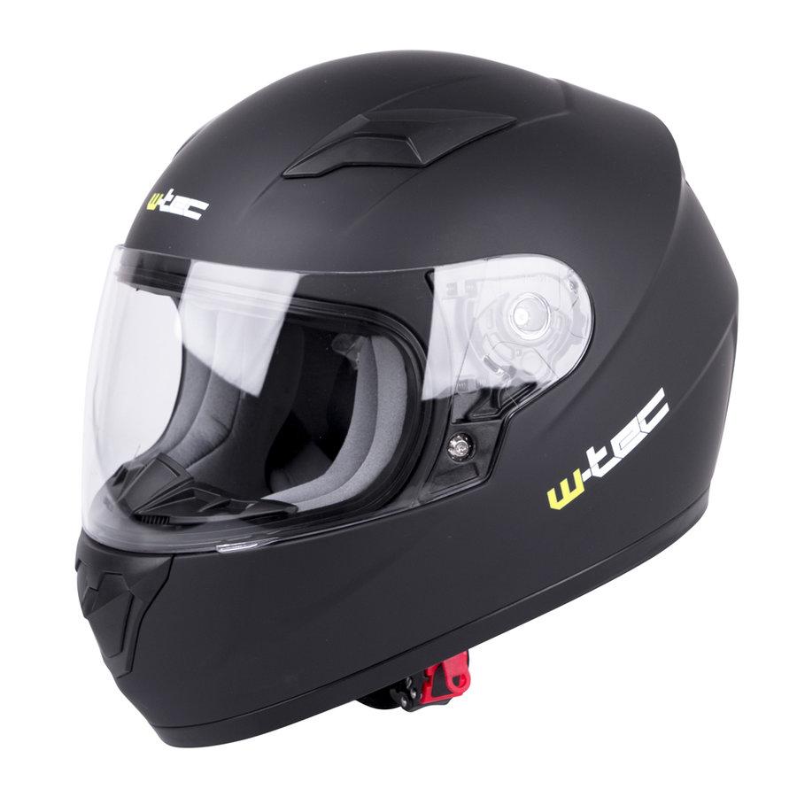 Dětská helma na motorku FS-815, W-TEC