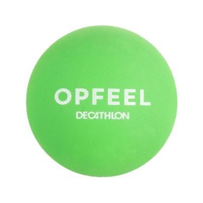 Zelený míček na squash Opfeel - 2 ks