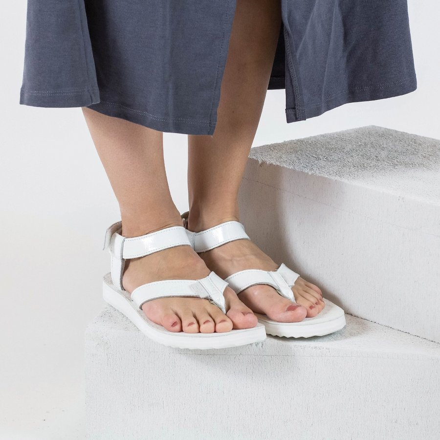 Bílé sandály Teva
