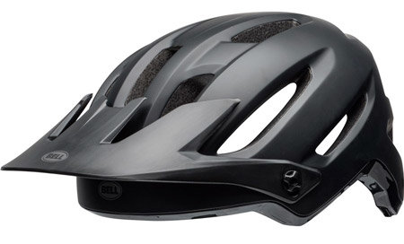 Černá cyklistická helma 4F - velikost 58-62 cm