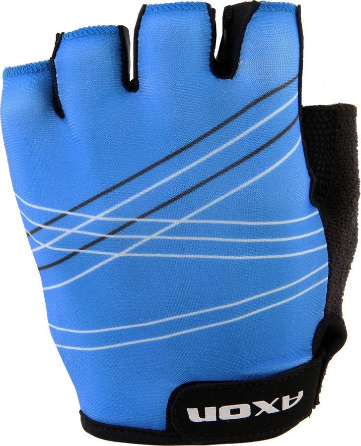 Unisex cyklistické rukavice Axon