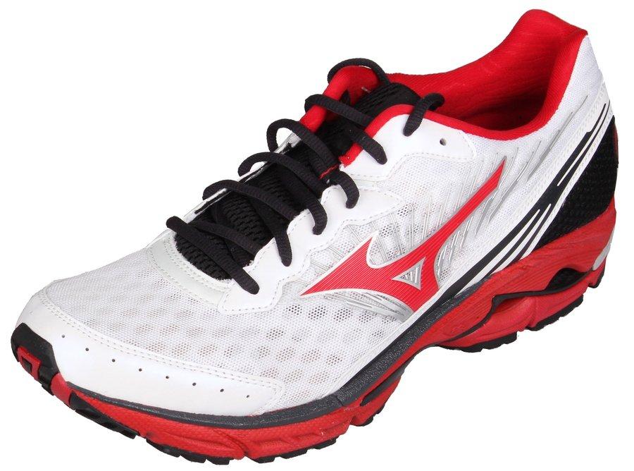 Bílé pánské běžecké boty - obuv Wave Rider 16, Mizuno