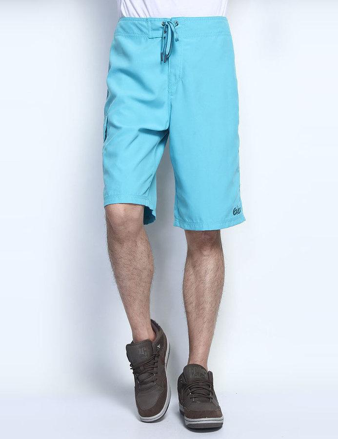 Modré pánské kraťasy Nike