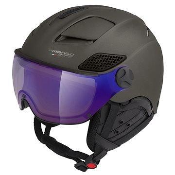 Černá pánská lyžařská helma Mango