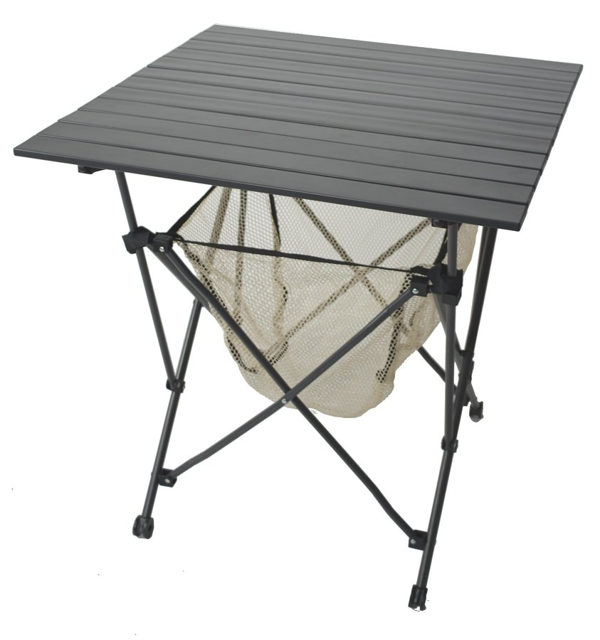 Rozkládací kempingový stůl Husky - délka 70 cm, šířka 70 cm a výška 72 cm