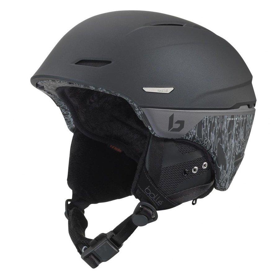 Černá dámská lyžařská helma Bollé - velikost 61-63 cm
