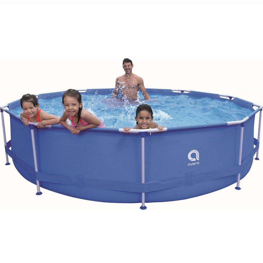 Nadzemní kruhový bazén Master Pool - průměr 360 cm a výška 76 cm