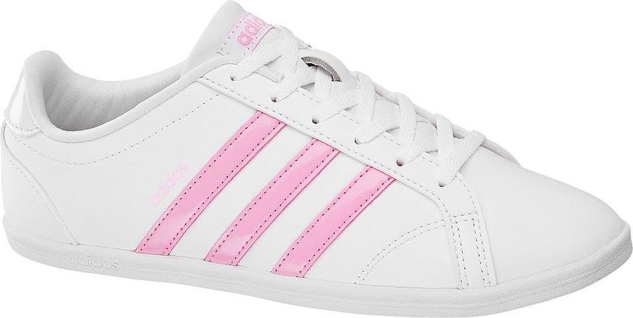 Bílé dámské tenisky Adidas - velikost 37 1/3 EU