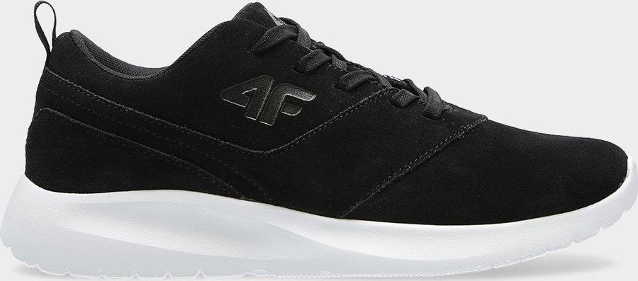 Černé dámské tenisky 4F - velikost 37 EU
