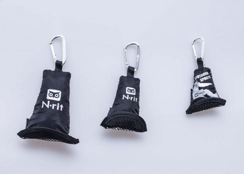 Ručník - Ručník N-Rit Campack Towel S Barva: bílá