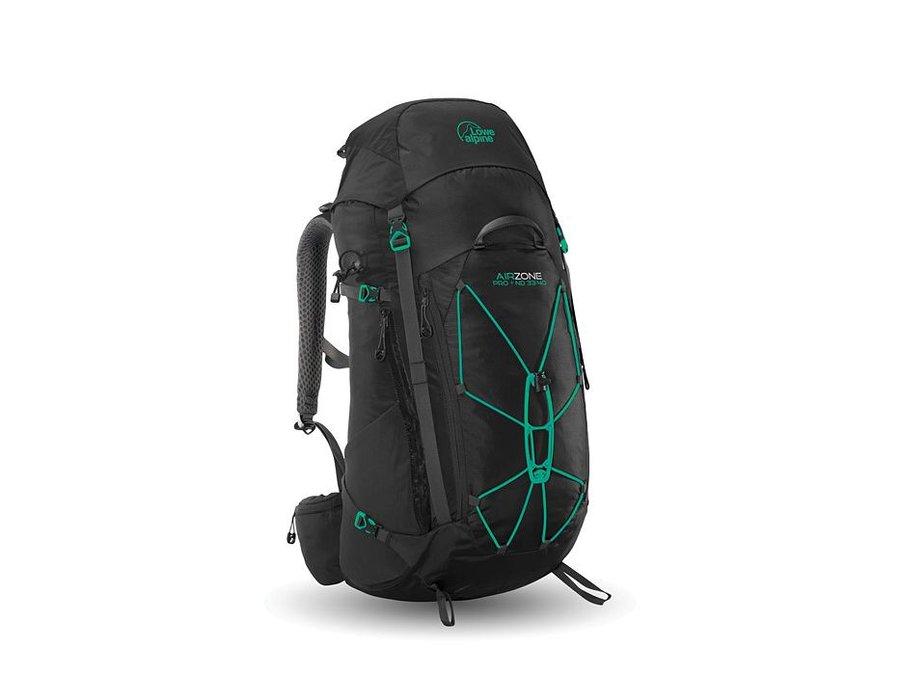 Černý turistický batoh Lowe Alpine - objem 40 l