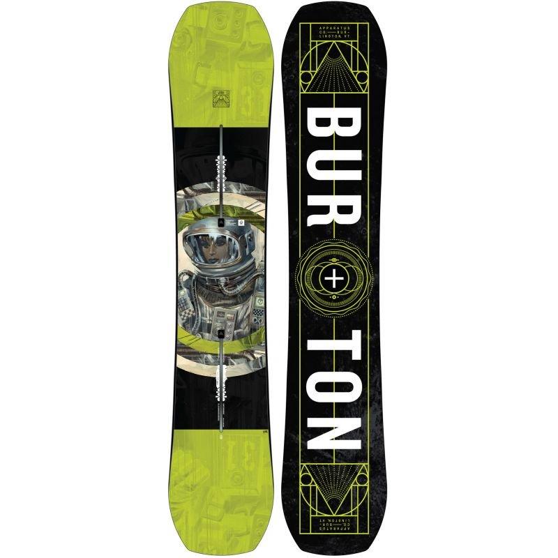 Snowboard bez vázání Burton - délka 155 cm