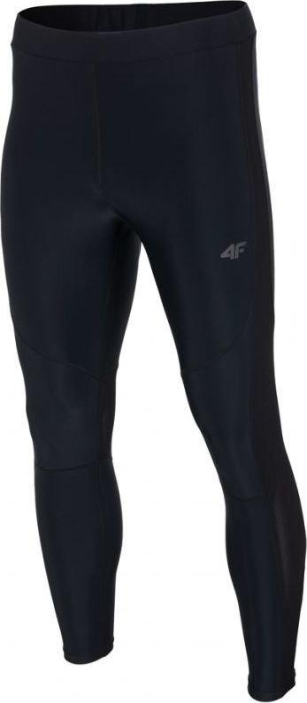Černé pánské funkční kalhoty 4F - velikost M