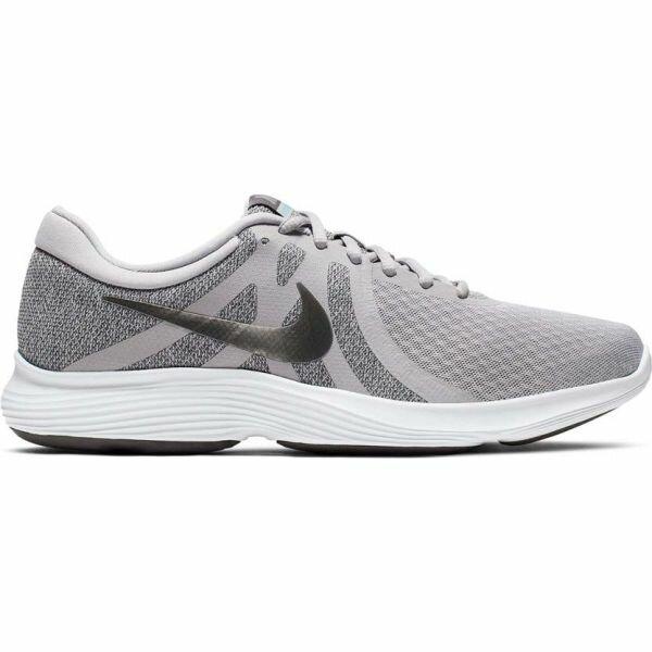 Šedé pánské běžecké boty Nike