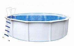 Nadzemní kruhový bazén Steinbach - výška 120 cm