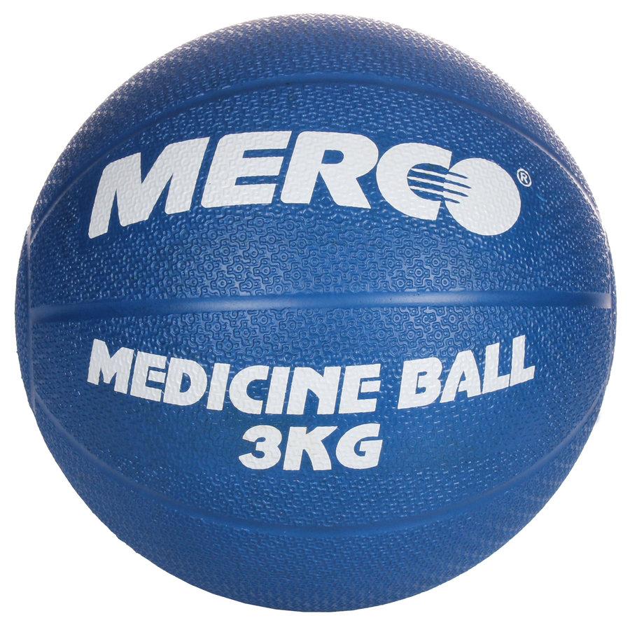 Medicinbal bez úchopů Merco - 3 kg