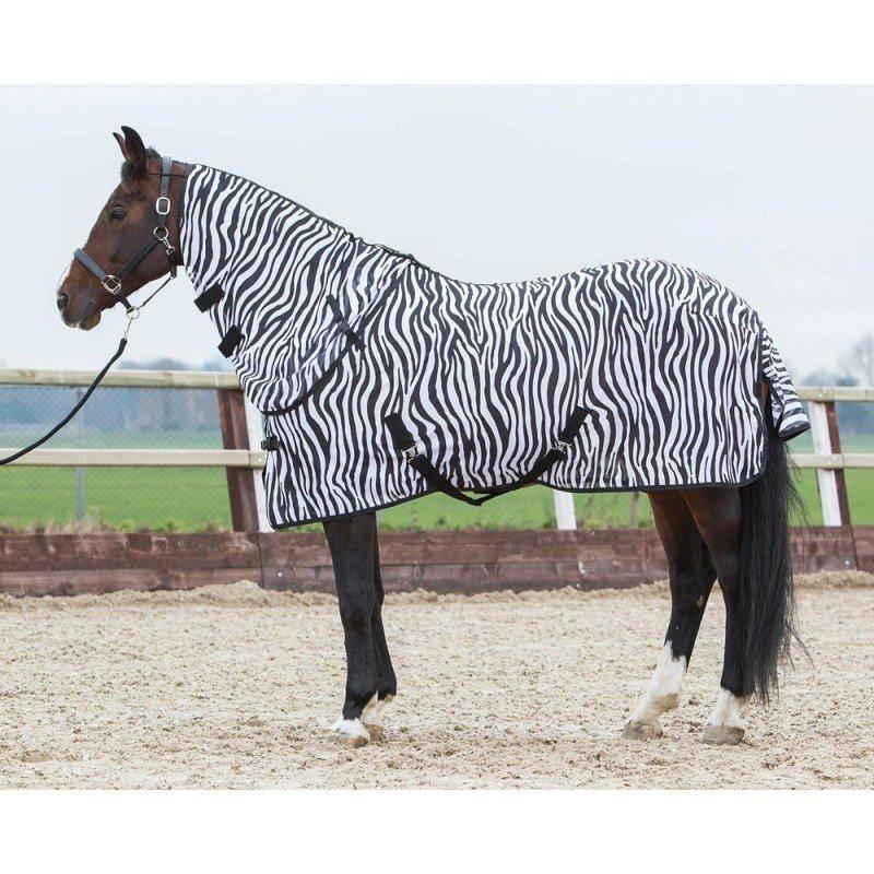 Deka na koně - Harry´s Horse Deka síťovaná Zebra Velikost dek: 115